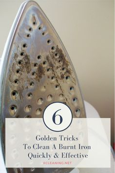6 Golden Tricks To Clean A Burnt Iron Quickly And Effective Best Cleaning Products, Household Cleaning Tips, Cleaning Hacks, Kitchen Cleaning, Cleaning Iron Plate, Chore Schedule, House Chores, Clean Dishwasher, How To Clean Iron
