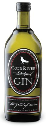 Cold River Gin. Cold River Gin is born of a traditional botanical recipe dating back to the earliest days of British gin. Try it for your yourself; take a sip and step back into the history of the spirit world.