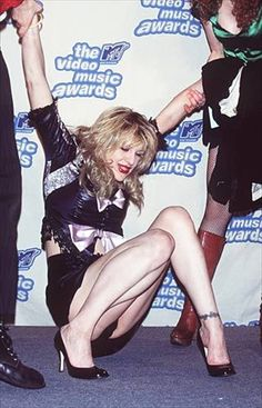 Courtney Love has always been a hot mess. She has posed naked, tweeted naked pictures and even let a some dude on the street do this to her. So we decided to make a gallery of her best twitter, paparazzi, self-shots and photos of Mrs. Kurt Cobain is all states of hot mess nudity. Enjoy...