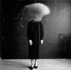 "foxnuit: "" body object #5 sagebrush, 1986/1991 Ann Hamilton """