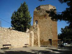 torreon de las monjas - cariñena - zaragoza - españa