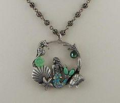 Beautiful Mermaid Necklace