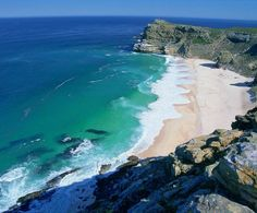 Cape Point, where two oceans meet, Cape Town, Western Cape province, South Africa Photo Two Oceans Meet, Cape Town Tourism, Travel Center, Honeymoon Places, Honeymoon Destinations, Holiday Destinations, Cape Town South Africa, Pretoria, Day Trips