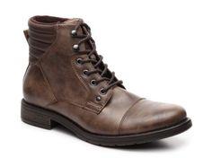 Men's Call It Spring Frelin Cap Toe Boot - Brown