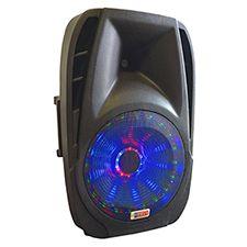 The Adkins Professional Audio ELA12P-LED is a powered DJ loudspeaker with dual LED arrays  sc 1 st  Pinterest & 25 best Adkins Pro Audio at CheapDJGear.us images on Pinterest | Dj ...