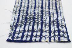 Japanese Zoukin Cloth. Antique Handmade Floor Cloth. von FurugiStar