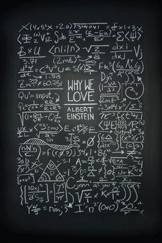 Albert Einstein: Why We Love - 100 Books that SHOULD be written