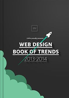 WEB DESIGN BOOK OF TRENDS Only serious design trends with carefully picked examples, amazing enough make their own title. A must-have companion for every designer!