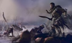ArtStation - Total War: ROME II: Hannibal at the Gates - DLC, Mariusz Kozik