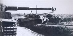 """Grossdeutschland Tiger tanks deploy near Iasi, Romania. In a series of actions along the frontier between Romania and Ukraine, Lt. Gen. Hasso von Manteuffel's Panzer Division Grossdeutschland and supporting units effectively destroyed four Soviet tank corps and their supporting infantry. Five years after the war Manteuffel, known as the """"Panzer Lion,"""" would help the Allies analyze these battles.."""