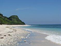 Camara Island, Zambales, Philippines