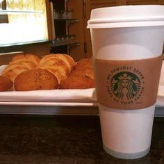Start your day at Roy's Lounge with a hot @starbucks coffee & fresh pastry.  #Halifax #novascotia #fresh #visitnovascotia #explorens #explorecanada #breakfastofchampions #Starbucks #coffee