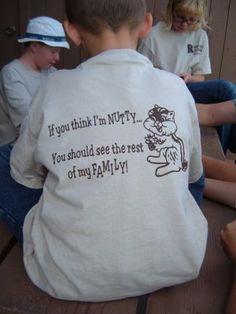funny quote on family reunion t-shirt @Marquette Ostrand  uncle jim needs this!!!!