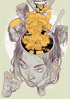 (6) pixmilk (@pixmilk) / Twitter Epic Art, Amazing Art, Pretty Art, Cute Art, Posca Art, Art Reference Poses, People Art, Aesthetic Art, Cool Drawings