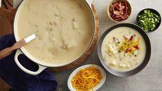 5-Star Loaded Potato Soup