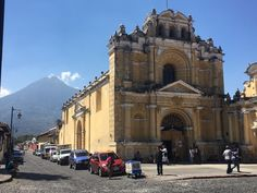 Celebrating Semana Santa in Antigua, Guatemala – melissathewanderer Honeymoon Trip, Guatemala City, Barcelona Cathedral, Colonial, Celebrities, Building, Travel, Antigua Guatemala, Viajes