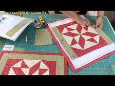 Patchwork Sem Segredos Aula 25: Bloco Triângulos (Parte 2) - YouTube