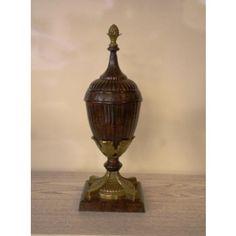 Copa bronce marrón y oro viejo #Ambar #Muebles #Deco #Interiorismo #Outlet