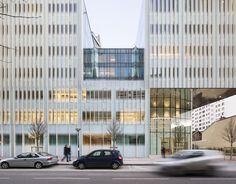 Verlagshaus bei Paris von Jacques Ferrier / Strategische Unschärfe - Architektur und Architekten - News / Meldungen / Nachrichten - BauNetz.de
