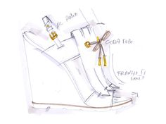 Mod. 51754 concept design. #LorenaPaggi #womanshoes #italianshoes #fashion #style #madeinitaly #AnItalianBrand
