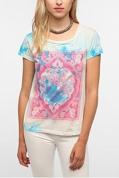 Tie-Dye Tee from Urban Outfitters | S | EUC | $13 Shipped
