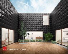 Revestimentos de betão Prisma ll Wall Concrete Tiles Prisma