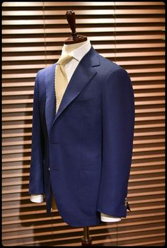 Never Enough Blue Suit !