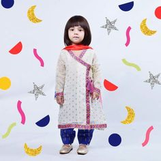 Wow Kids Indian Wear, Kids Ethnic Wear, Dresses Kids Girl, Cute Dresses, Girl Outfits, Kids Party Wear, Kids Wear, Manado, Kids Salwar Kameez