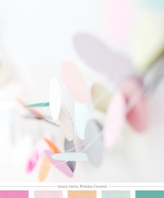 Color Inspiration Daily: 05. 10.12 - Home - Creature Comforts - daily inspiration, style, diy projects + freebies
