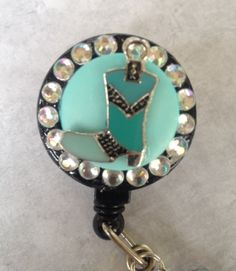 Western Cowgirl Boot Retractable Badge Reel by ForTheLovetlc, $10.00