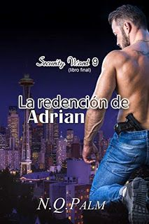 LIBREANDO CON CRISTINA PARDO: Libro de N.Q.PALM - La redención de Adrian (Securi... Colleen Hoover, Agatha Christie, Movies, Movie Posters, Kindle, Palm, Amazon, Books To Read, Book Series