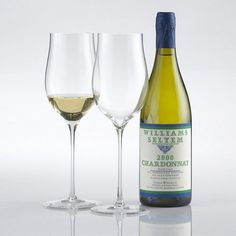 Fusion Triumph Chardonnay and White Burgundy Wine Glasses - Set of 2 A must have for wine enthusiasts!