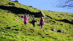 Frasdorfer Hütte - Tagesausflug - Kinderfreundliche Wanderung -  KiMaPa
