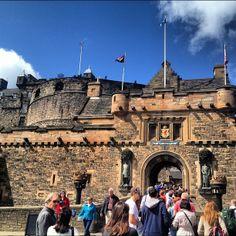 Edinburgh Castle - 12/2014