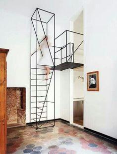 Escaleras metalicas by Francesco Librizzi