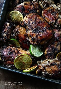 Jerk Chicken | 27 Delicious Low-Carb Dinners To Make In A Slow Cooker