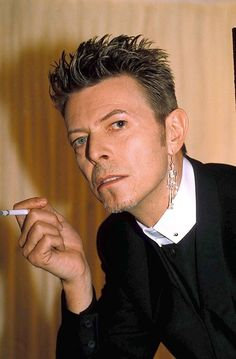 David Bowie-Love Bowie-such an interesting person.