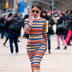 Day 6 Street Style at New York Fashion Week