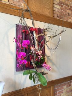 LD Wolfley - Flowers By LD First Friday Art Walk 2015