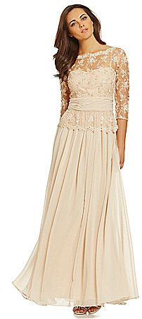 Emma Street Beaded Lace Gown on shopstyle.com...found another possibility