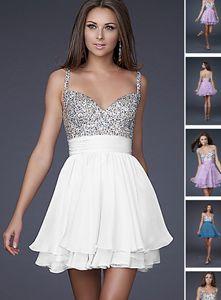 Lavender Homecoming Dress On Pinterest