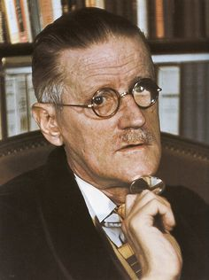 James Joyce: Ulysses, Portrait of the Author as a Young Man, Finnegan's Wake, The Dubliners