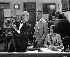 Il Magazine di UT: The cameraman. L'inimitabile padronanza del ritmo di Buster Keaton di Paola Di Giuseppe