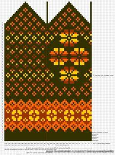 Krāsaini cimdu raksti - Rokdarbu grāmatas un dažādas shēmas — draugiem. Crochet Mittens Free Pattern, Knit Mittens, Knitted Gloves, Knitting Socks, Designer Knitting Patterns, Knitting Designs, Sampler Quilts, Wrist Warmers, Fair Isle Knitting