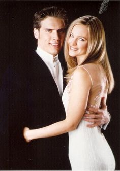 Nick & Sharon Newman Nick & Sharon Joshua Morrow, Sharon Case, Young And The Restless, Soaps, Movies And Tv Shows, The Man, Movie Tv, It Cast, Portrait