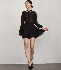 Reformation Amberly Dress