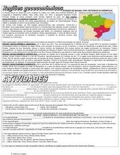 Atividades regiões geoeconômicas1