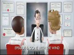 McLaren Tooned Episode 6 | Gone with the Wind