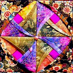 Quilt square I'm going to try.