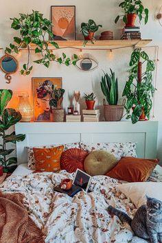 Room Ideas Bedroom, Home Bedroom, Bedroom Decor, Bedrooms, Aesthetic Room Decor, Cozy Room, Home And Deco, Dream Rooms, New Room